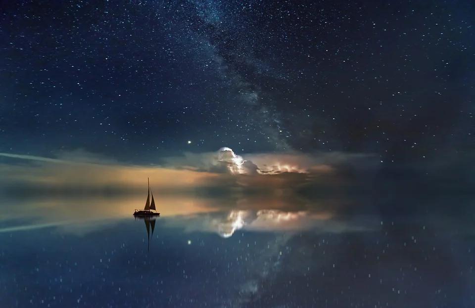 仰望天空与脚踏实地,不能失去梦想